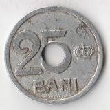 K8380, 1921, Румыния, 25 бани