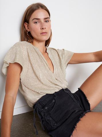 Set Мини-шорты джинсовые