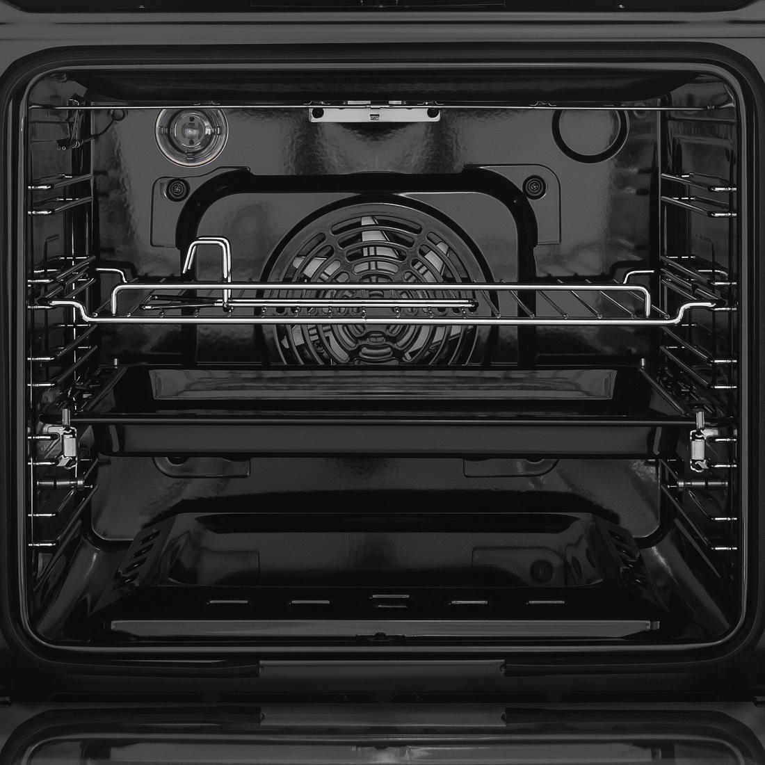 Электрический независимый духовой шкаф Maunfeld EOGC604W