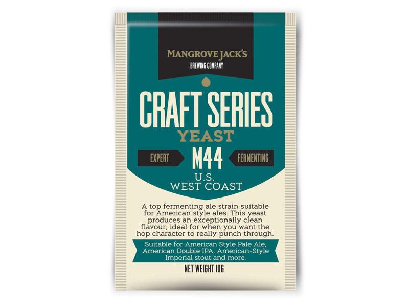 Дрожжи пивные Дрожжи Mangrove Jack's Craft US West Cost M-44, 10 гр 1043_P_1440705672644.jpg