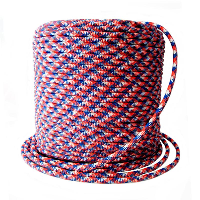 Веревка статическая 12мм 24-прядная