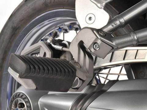 Комплект занижения подножек пассажира R 1200 GS + Adv, титан