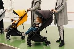 Детская прогулочная коляска Anex AIR-X