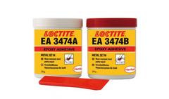 LOCTITE EA 3474 Состав повышенной износостойкости, шпатлевка