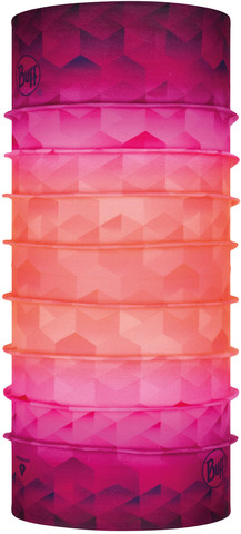 Тонкая зимняя бандана-трансформер Buff Thermonet Tesia Pink Fluor фото 1