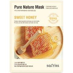 Тканевая маска с экстрактом меда 25 мл