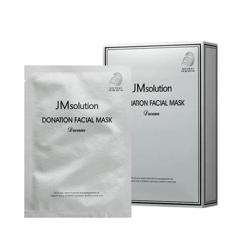 Маска для лица JMsolution Donation Facial Mask, 37 гр