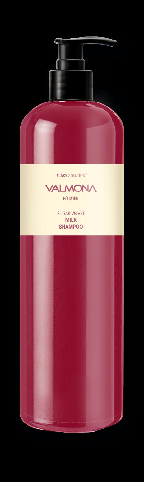 Шампунь с ягодами и молоком, 480 мл,  Valmona