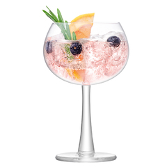 Набор из 2 круглых бокалов «Gin», 420 мл, фото 1