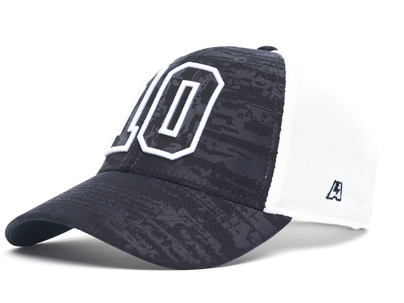 Бейсболка № 10 темно-синяя (размер M)