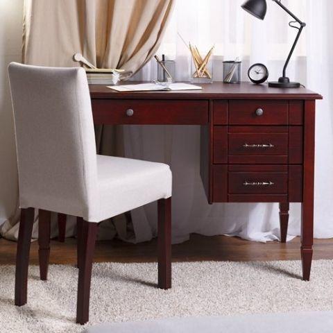 Письменный стол с тумбой Дания