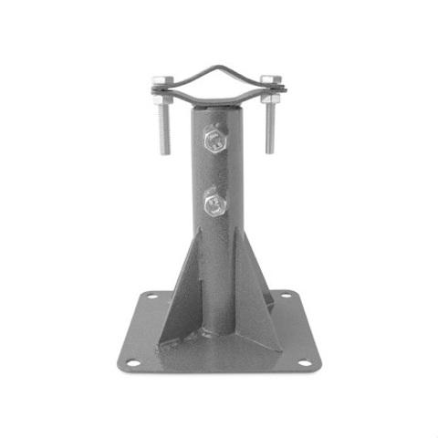 Кронштейн VEGATEL телескопический для мачт 20/30 площадка 170*170