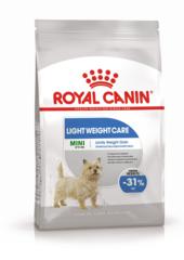 Корм для собак мелких пород склонных к набору веса Royal Canin Mini Light Weight Care