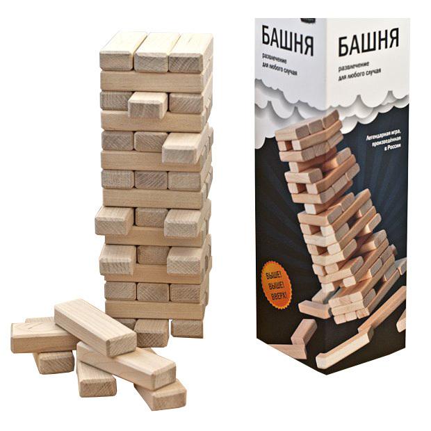 Настольная игра Башня от Сквирл