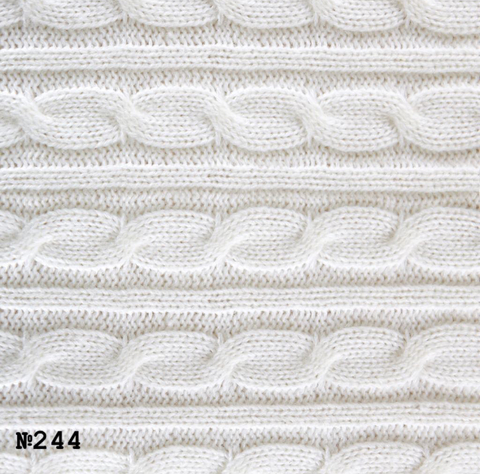 Фотофон виниловый «Белый свитер» №244