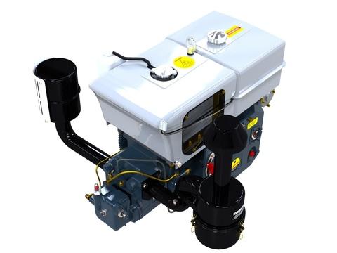 Дизельный двигатель Скаут ZS1115-T