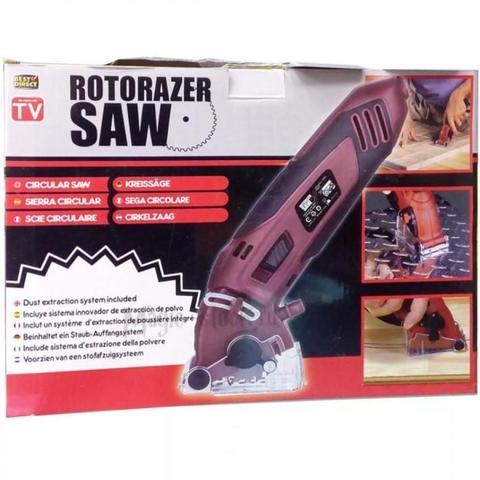 Универсальная пила Rotorazer, Saw