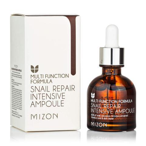 Mizon Сыворотка для лица с улиткой Snail Repair Intensive Ampoule 30 мл.