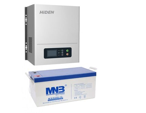 Комплект ИБП HIDEN CONTROL HPS20-1012N+MNB MNG 250-12