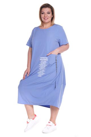 Платье-5416