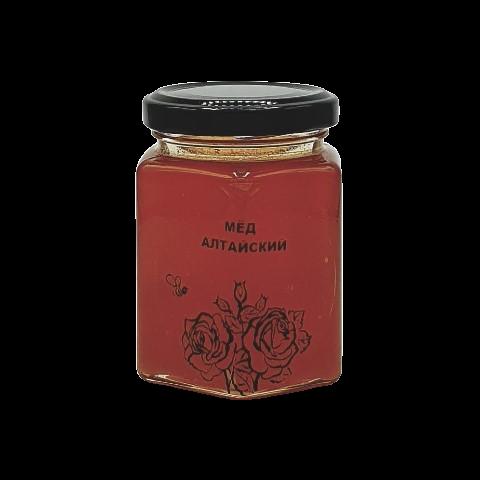 Мёд натуральный АЛТАЙСКИЙ, 250 гр