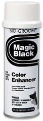 Черный выставочный спрей-мелок для собак и кошек, Bio-Groom Magic Black, 236 мл