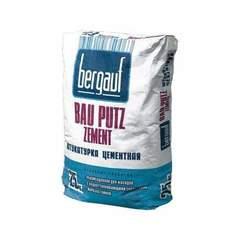 Цементная штукатурка Bergauf Bau Putz Zement, 25 кг
