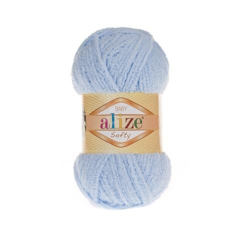 Пряжа Alize Softy цвет 183