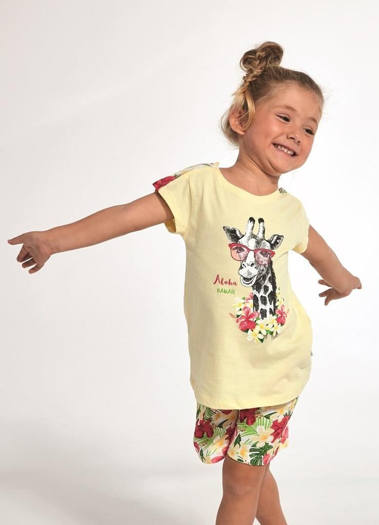 Пижама для девочек с шортами CORNETTE 245/246