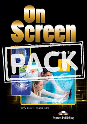 On Screen B1 Student's Book with digibook app - Учебник с электронным приложением