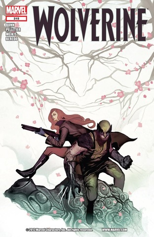 Wolverine #315