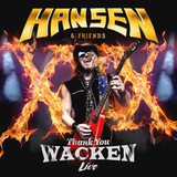 Hansen & Friends / Thank You Wacken - Live (RU)(CD+DVD)
