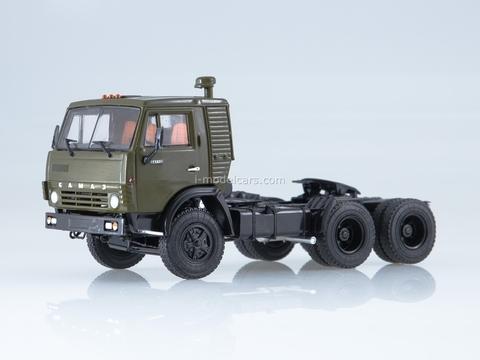 KAMAZ-54112 road tractor khaki 1:43 PAO KAMAZ