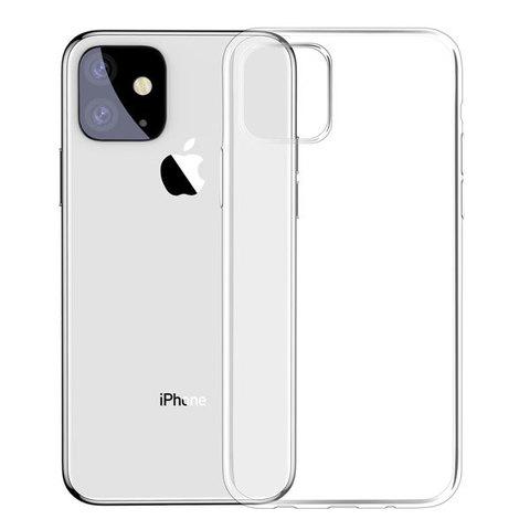 Чехол для iPhone 11 Pro Max - Прозрачный Силиконовый