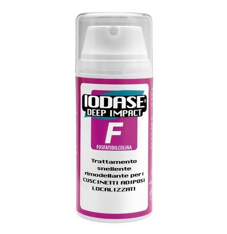 Сыворотка для тела Iodase Deep Impact F-Fosfatidilcolina, 100 мл.