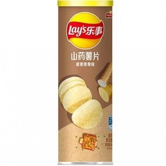 Чипсы Lay's со вкусом ребрышек Китай 90 гр