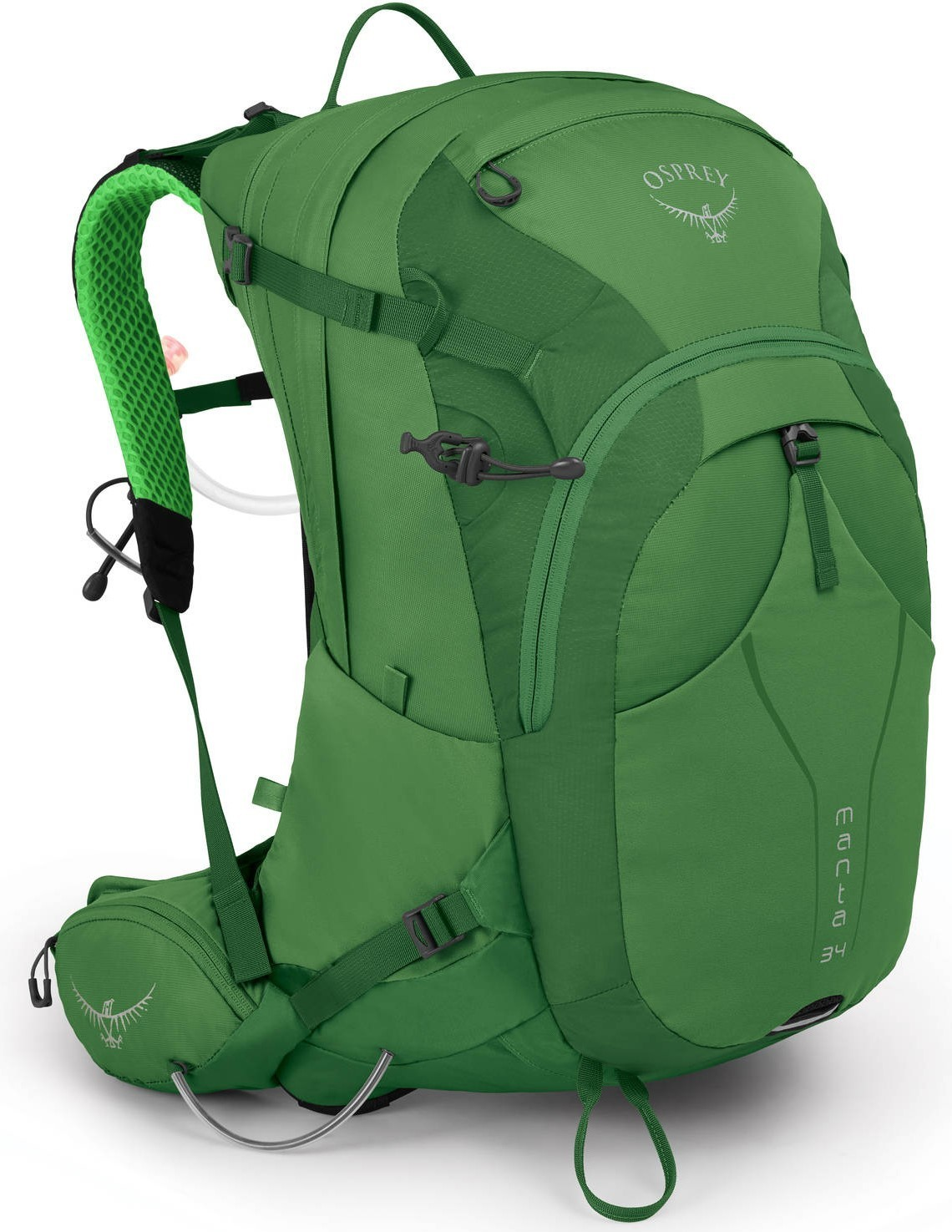 Manta Рюкзак туристический Osprey Manta 34 Green Shade Manta_34_S19_Side_Green_Shade_web.jpg