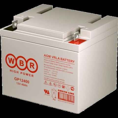 Аккумулятор WBR GP 12400
