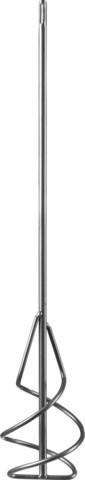 Миксер СИБИН для песчано-гравийных смесей, SDS+ хвостовик, 100х600мм