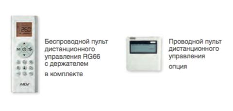 Сплит-система MDV MDSAF-12HRN1 /  MDOAF-12HN1