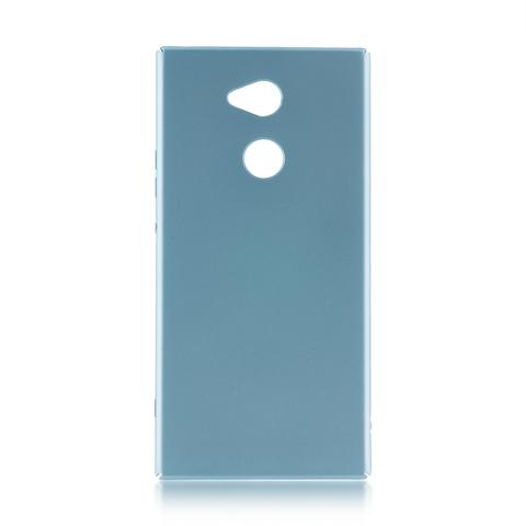 Пластиковый чехол для Xperia XA2 Ultra синего цвета