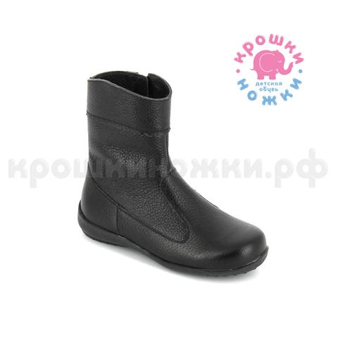 Сапоги чёрные, высокие,  Тотта (ТРК ГагаринПарк)