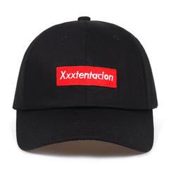 Бейсболка с вышивкой XXXTentacion (Кепка Тентасьон) черная