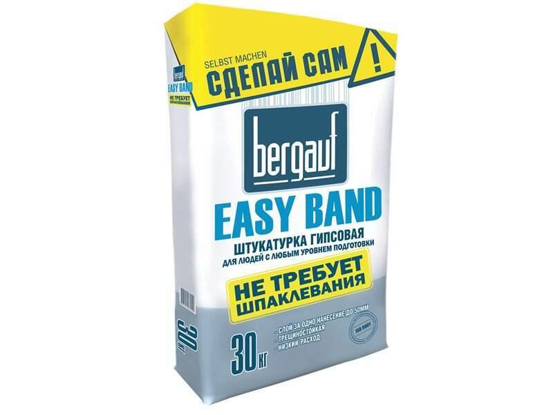 Штукатурки Гипсовая штукатурка Bergauf Easy Band, 30 кг 817deee5011d4e6f8c90c71874dd1c6e.jpg
