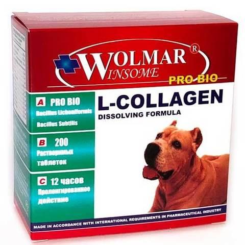 Wolmar (Волмар) Winsome Pro Bio L-Collagen 200 таб.