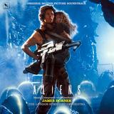 Soundtrack / James Horner, The London Symphony Orchestra: Aliens (Limited Edition)(Coloured Vinyl)(LP)