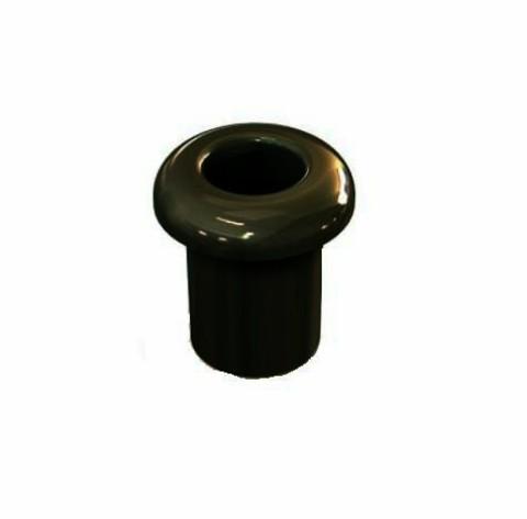 Проходной керамический изолятор (черный)