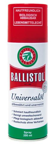 Масло оружейное Ballistol спрей 200 мл