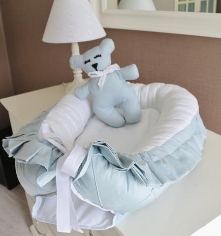 Babynest , гнездышко, кокон для младенца Ричард