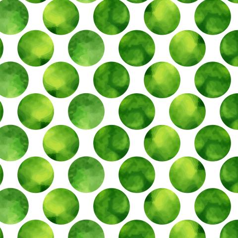 Крупный зелёный горох